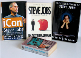 Livres-Steve-Jobs-Covers