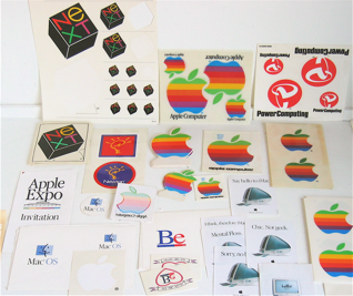 Stickers apple next be
