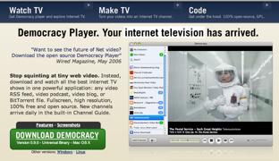 Democracy-Television
