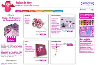 Boutique de loisirs creatifs en kit r h umeurs digitales - Boutique des loisirs creatifs ...