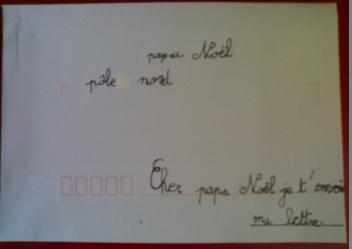 Lettre-Noel