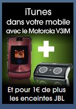 Motorola-Itunes