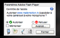 Mailemotion-Autoriser