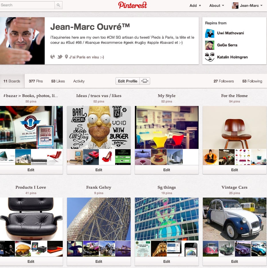 Jean-Marc Ouvré™ (bigdjim) on Pinterest (20130129)
